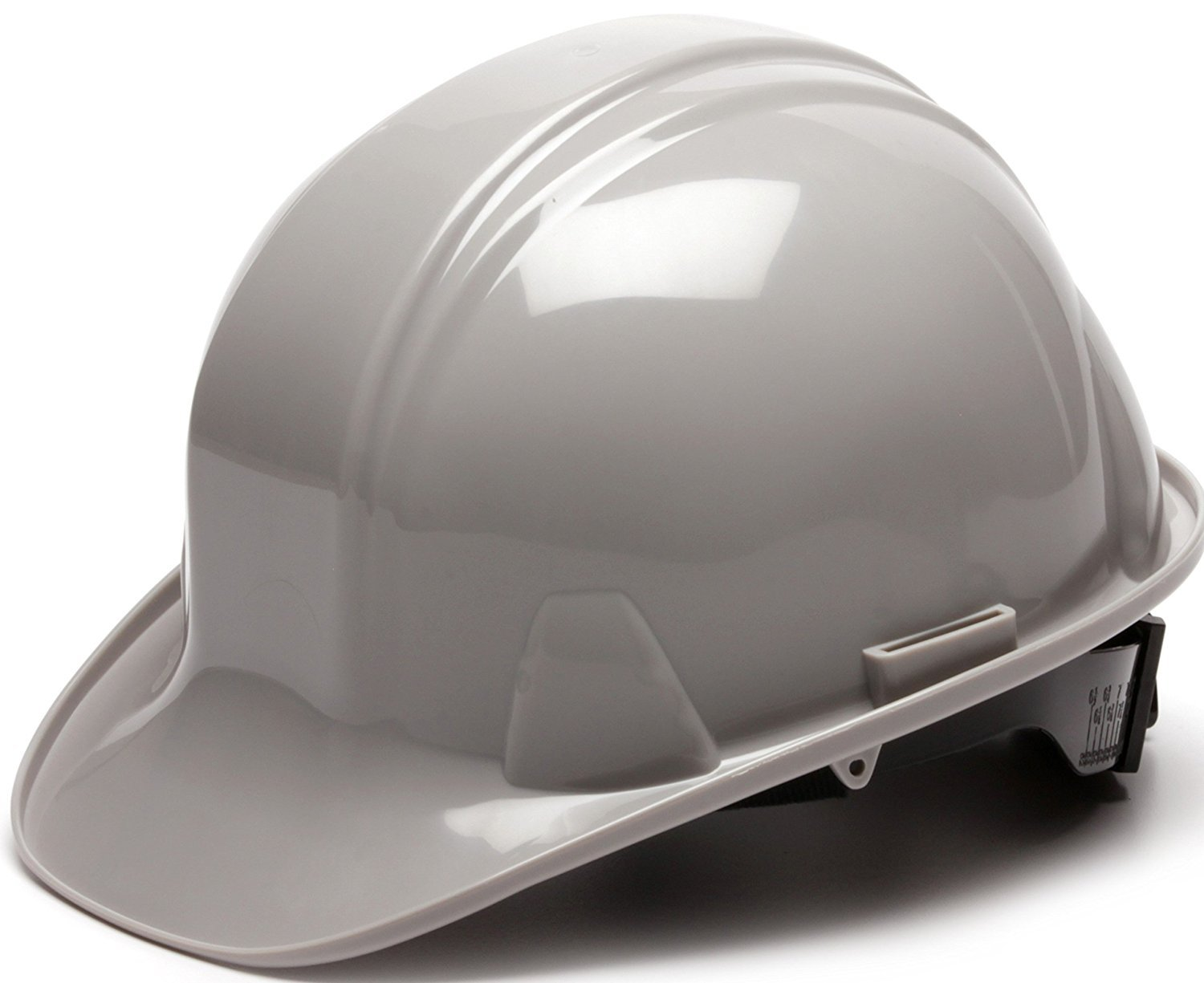 Hard Hat - with Ratchet - Grey
