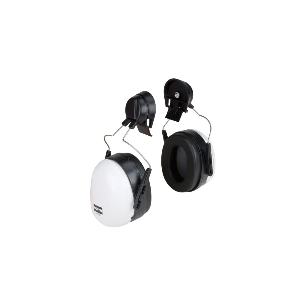 Ear Muffs Hearing Protector- attach to hard hat