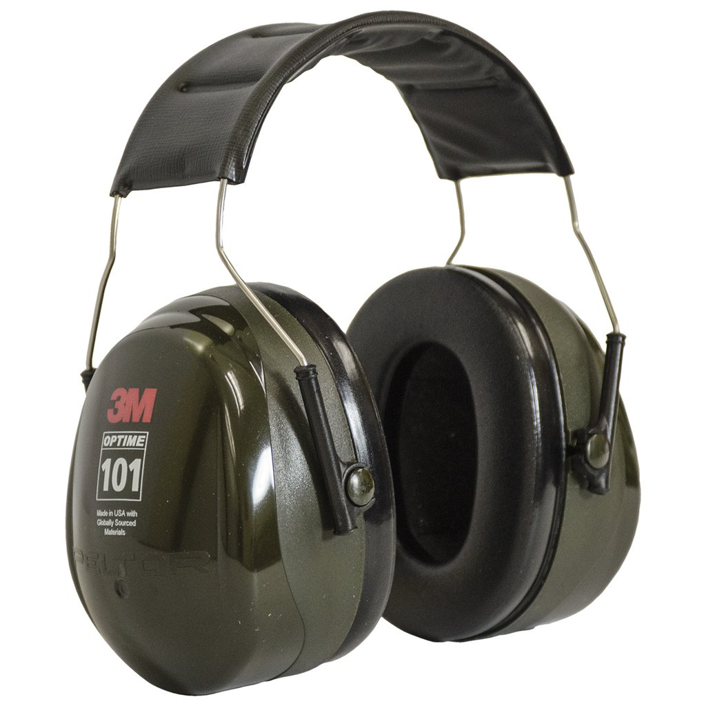 Ear Muff - Banded - H7A Peltor Optime 101, H7A