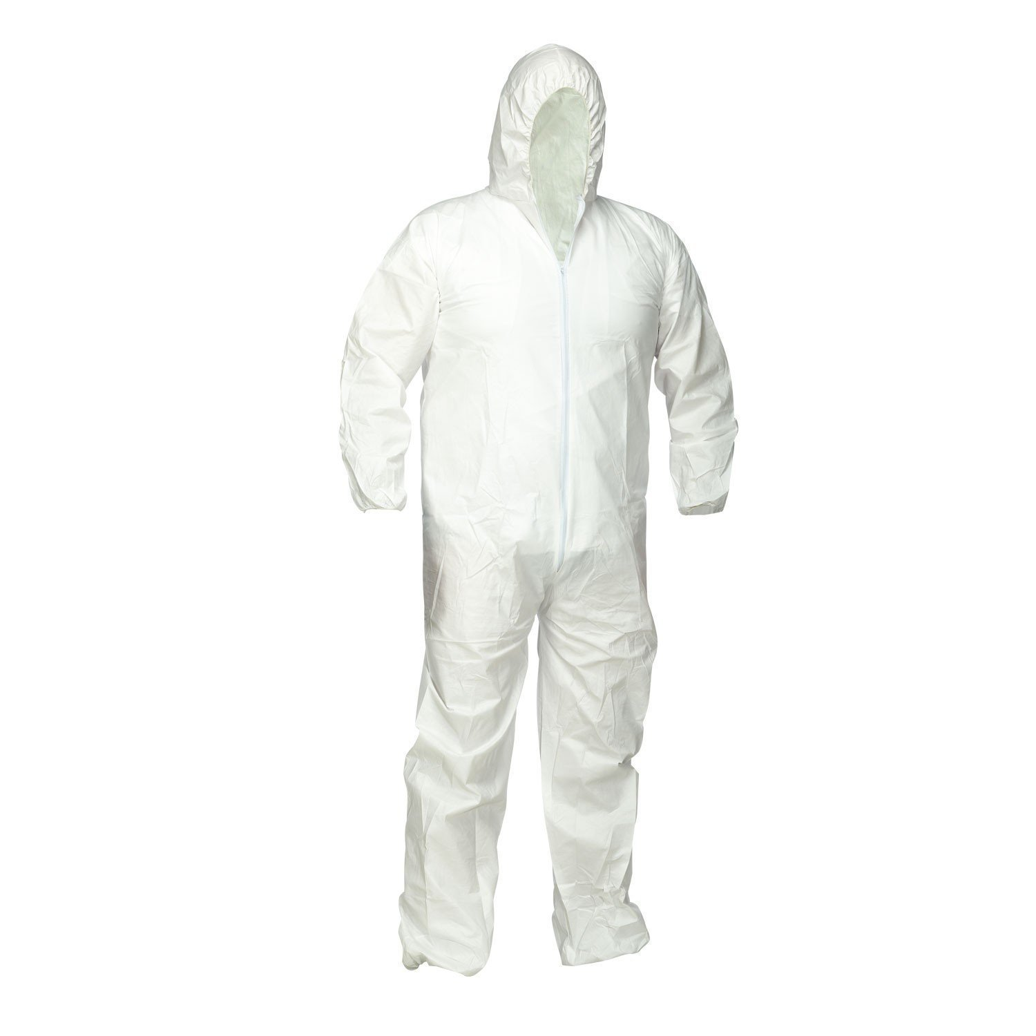 Disposable Coveralls - Tyvek - White - Large