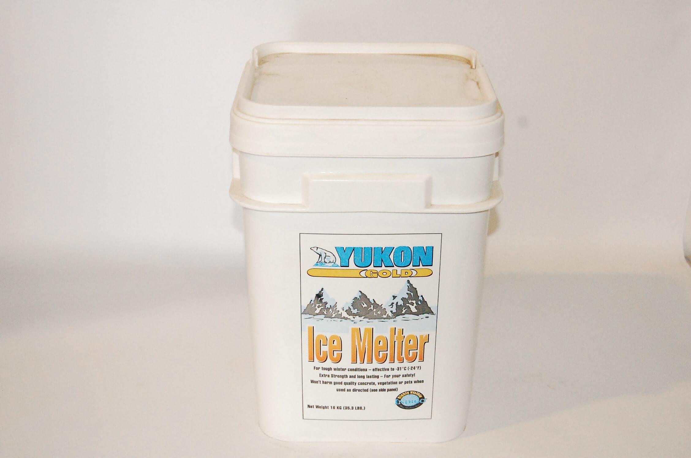 Yukon Gold Ice Melt (16 kg pail)