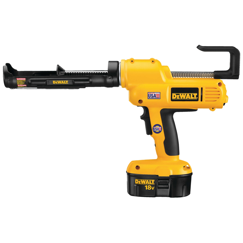 Dewalt 18V Adhesive and Caulk Gun
