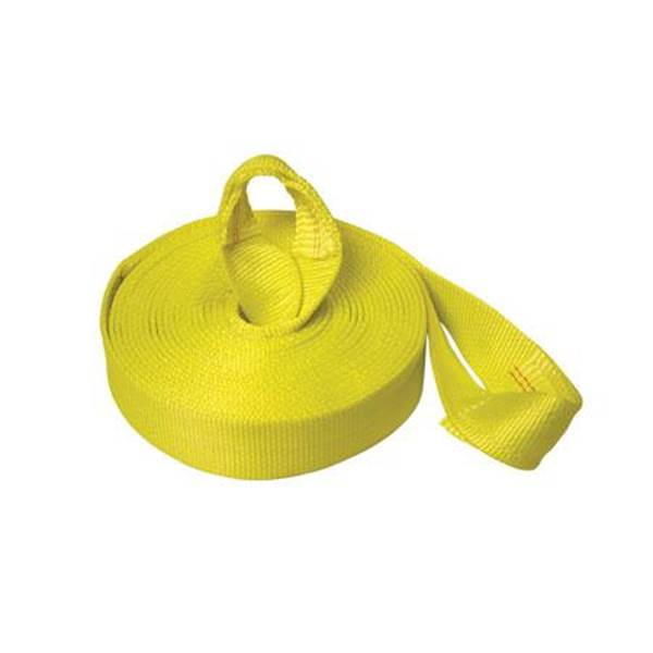"""Load Straps - 2"""" - Poly - Yellow (300'/roll)"""