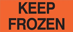 "Labels - Keep from Frozen 2"" x 5"""