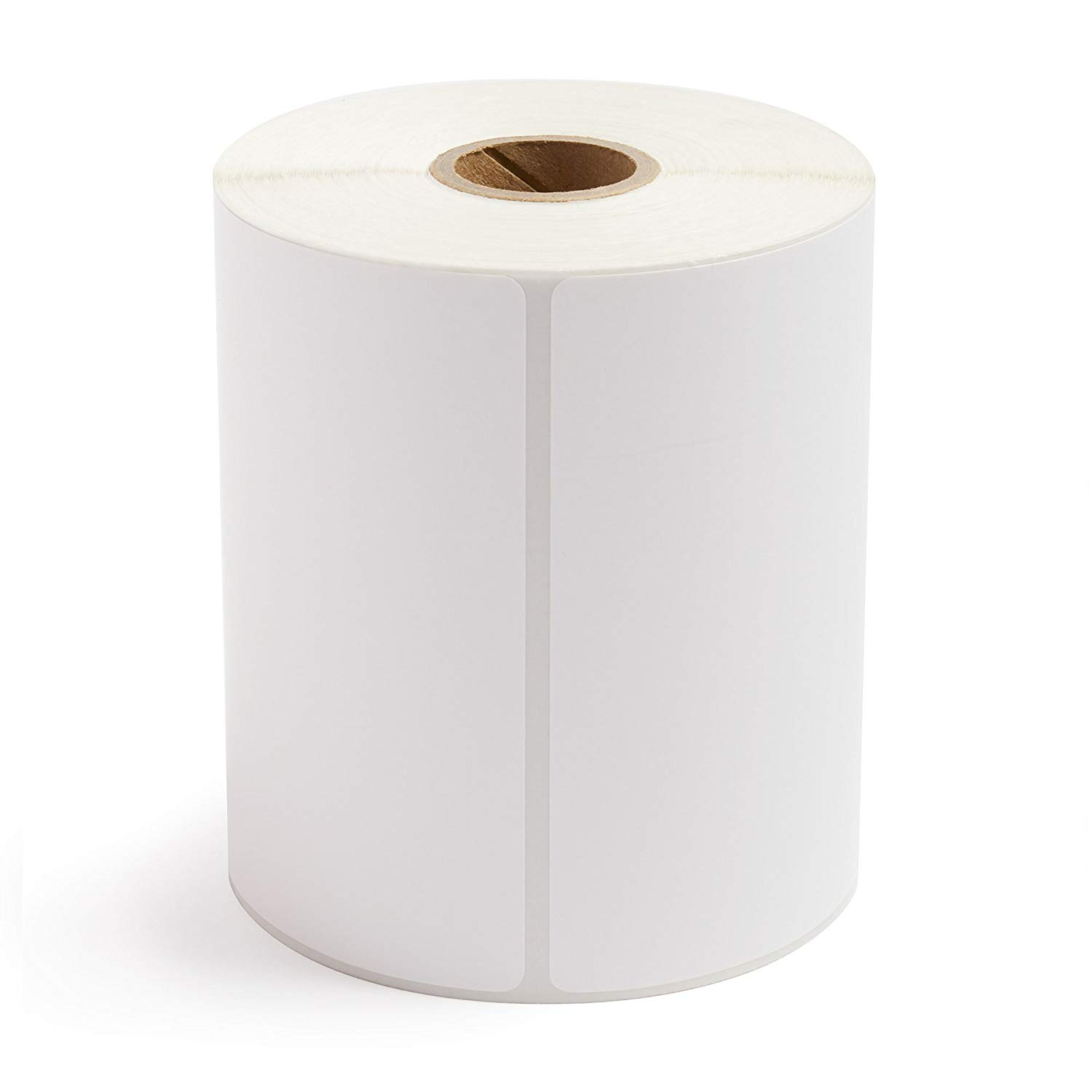 """Labels - White - 1"""" Core - 4"""" x 6 """"(500/roll)"""