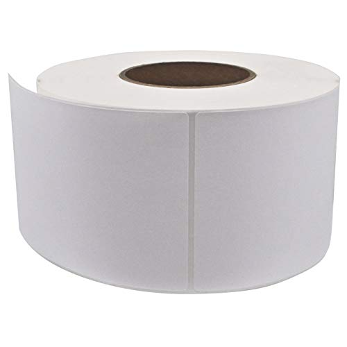 """Labels - Thermal Transfer - 4"""" x 10 3/8"""" (500/roll)"""