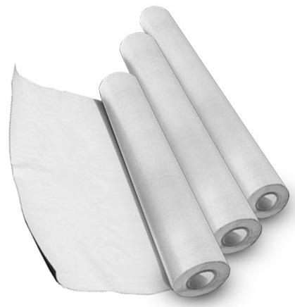 "Lumber Wrap - Plain - Black/White - 48"" x 600'"