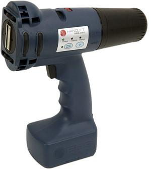 EBS Handjet 250 Ink-Jet Printing Gun -10 Msg System-Handheld