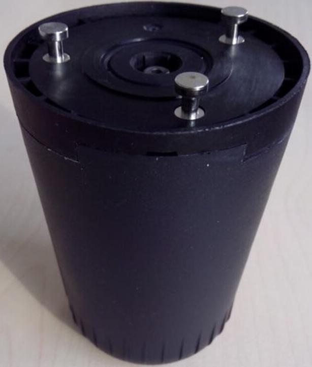 Ethanol Ink Cartridge for Handjet 250 - Black Ink