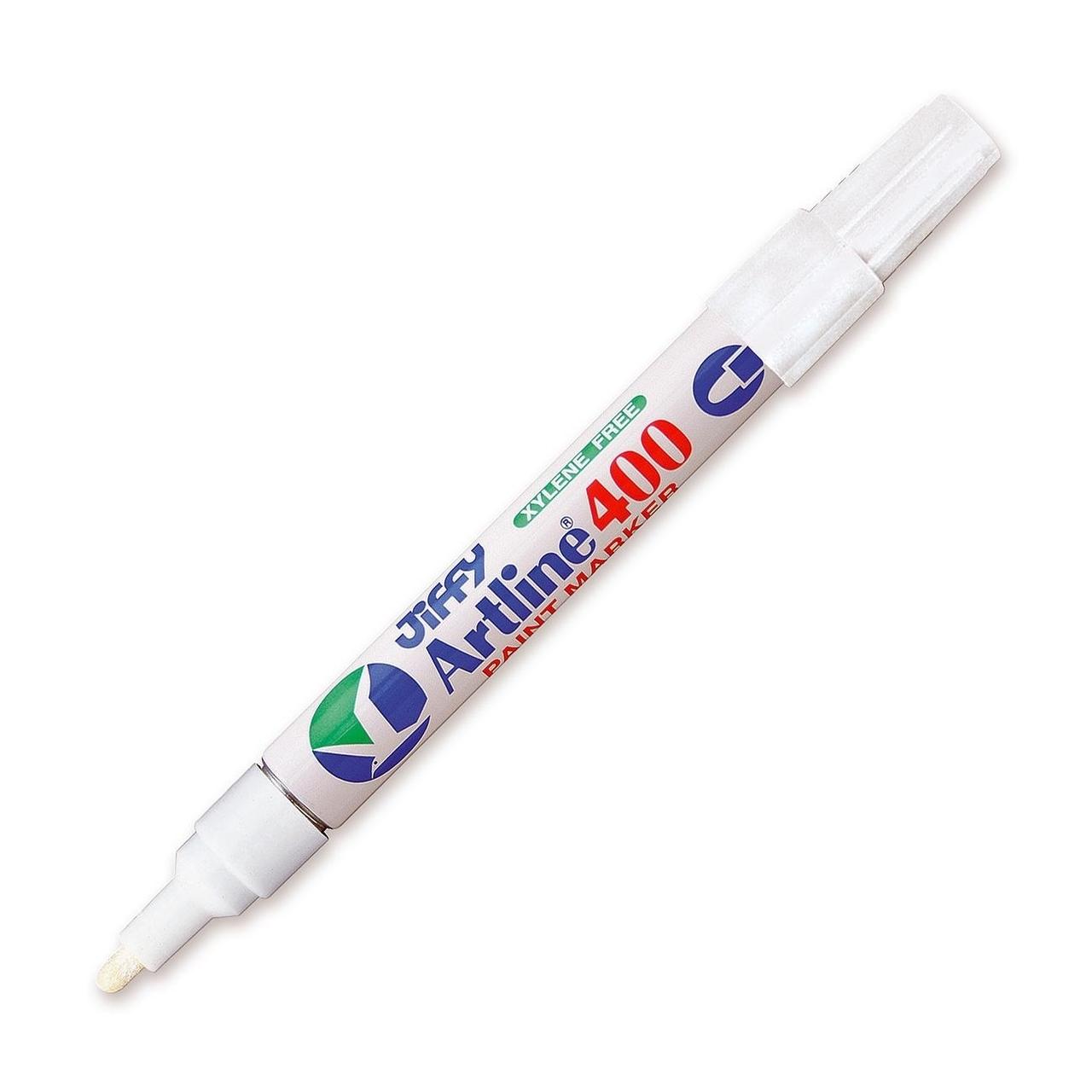 Jiffy Markers - Artline - White