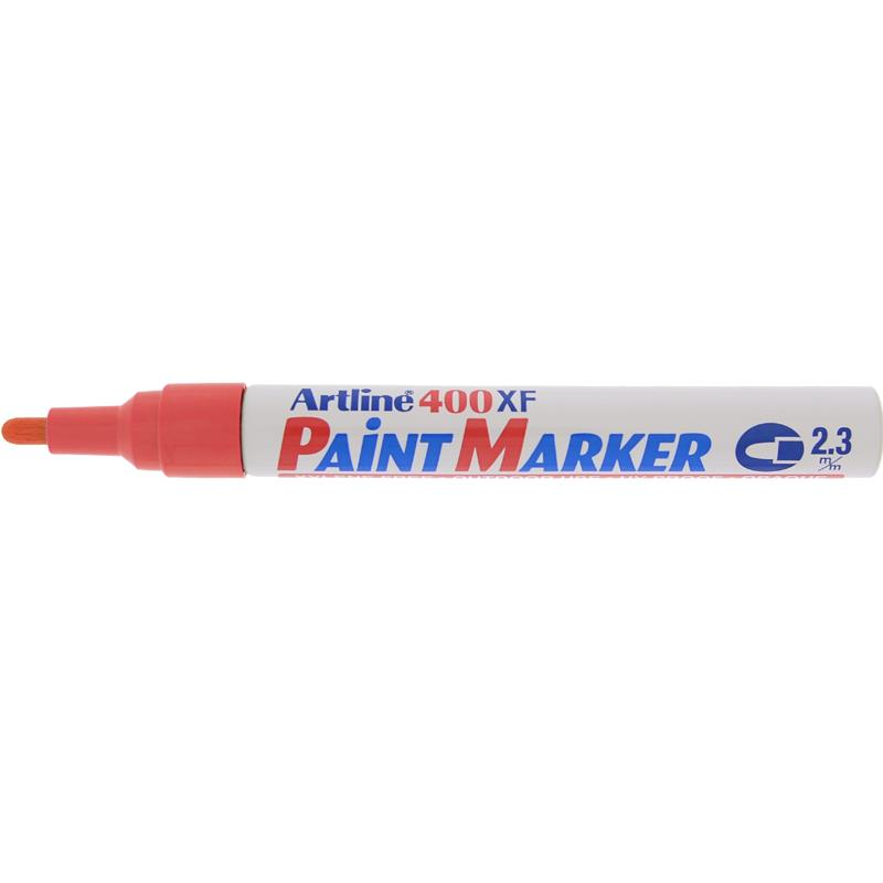 Paint Markers - Red