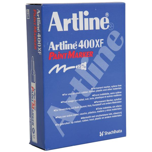 Paint Markers - Artline 400 - Black