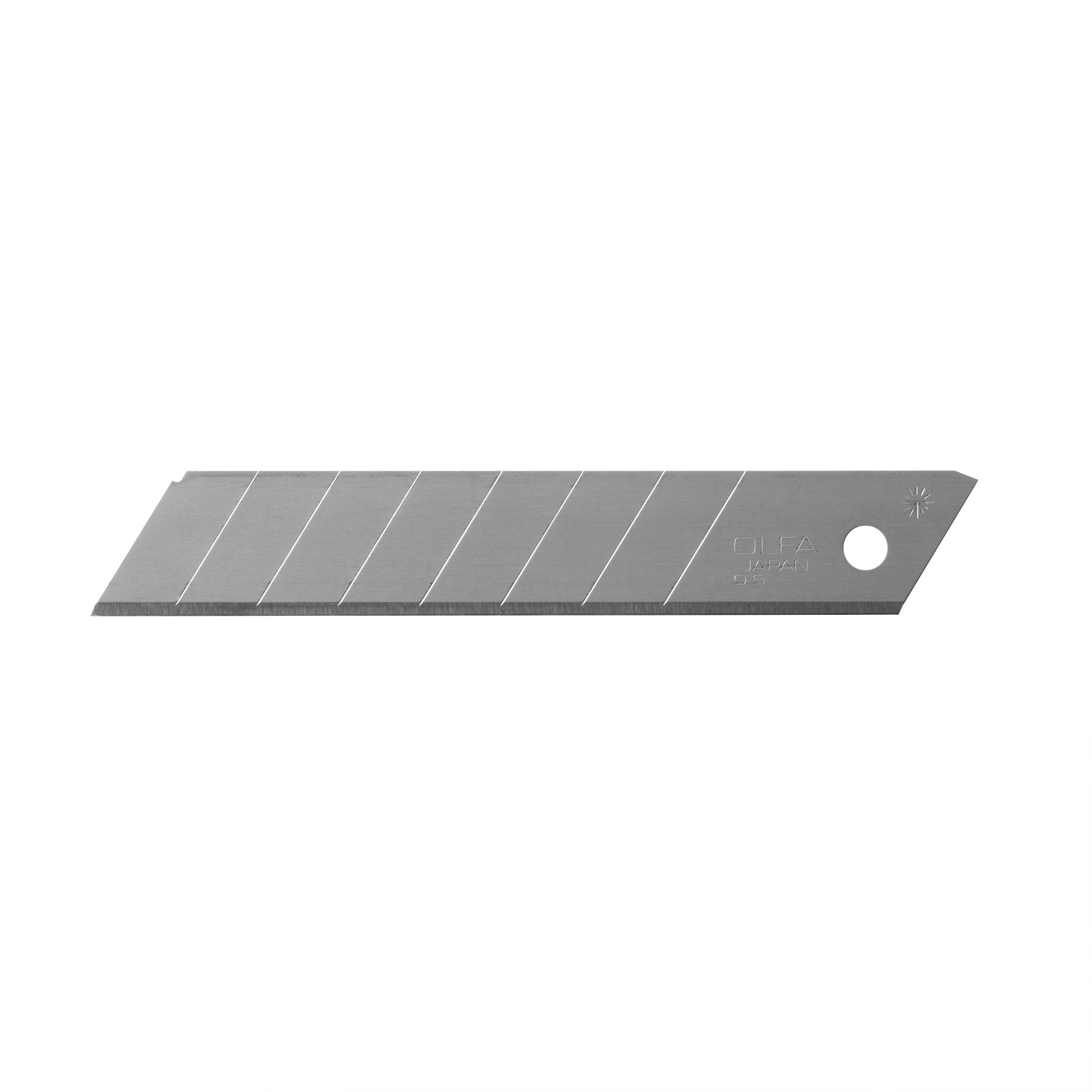 Olfa Blades - HD Silver Snap-Off Blade 18mm - 50/pk