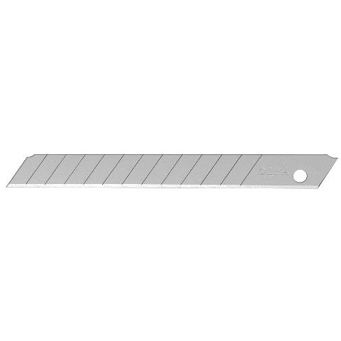 Olfa Blades - Precision Silver Snap Blade 9mm - 50/pk