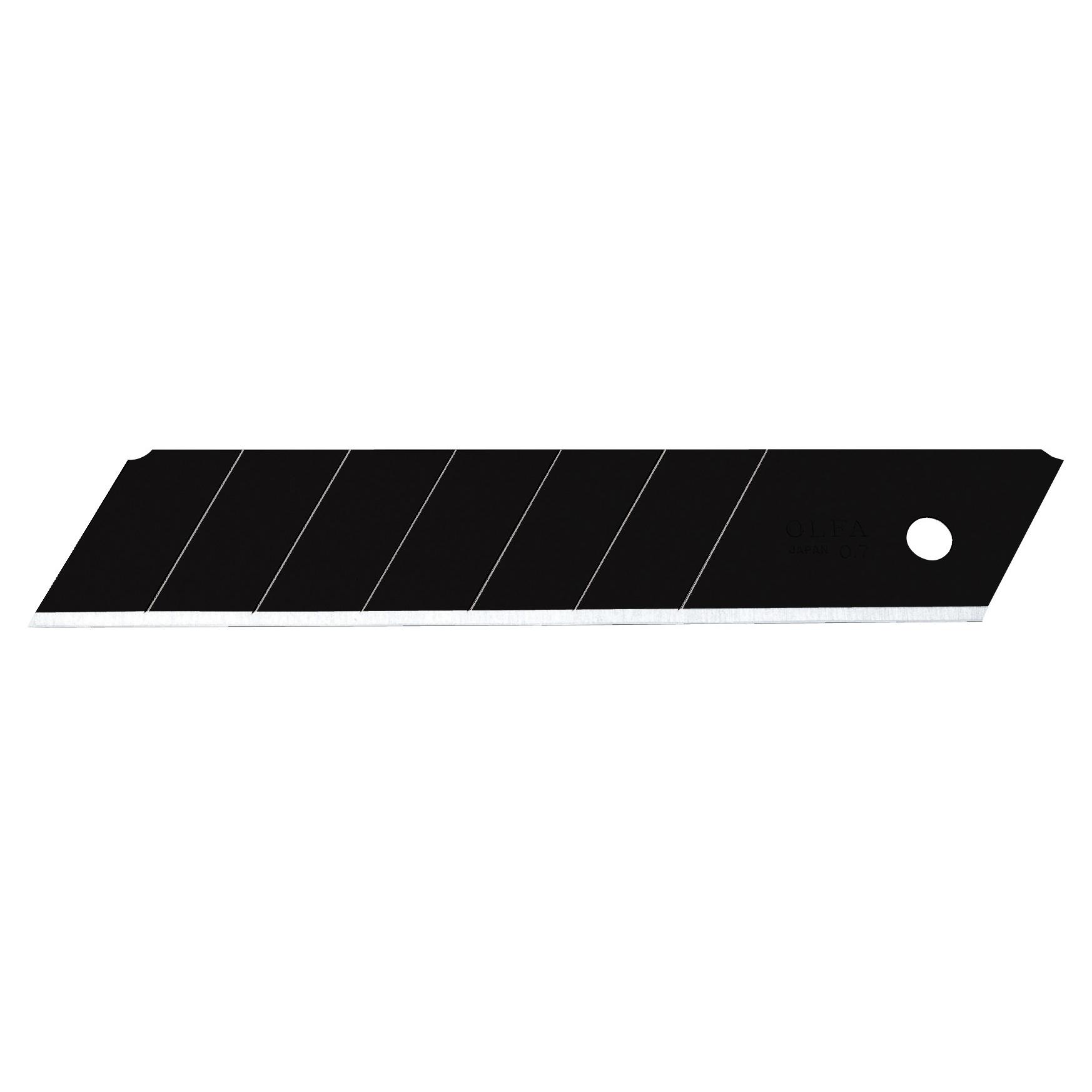 Olfa Blades - XHD Ultra-Sharp Blk Snap Blade 25mm - 20/pk