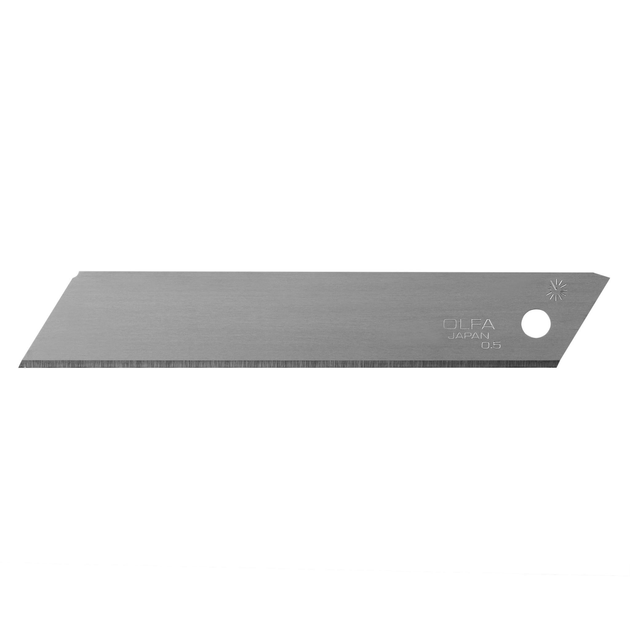 Olfa - Solid Blades - L-SOL-10B (10/pack)