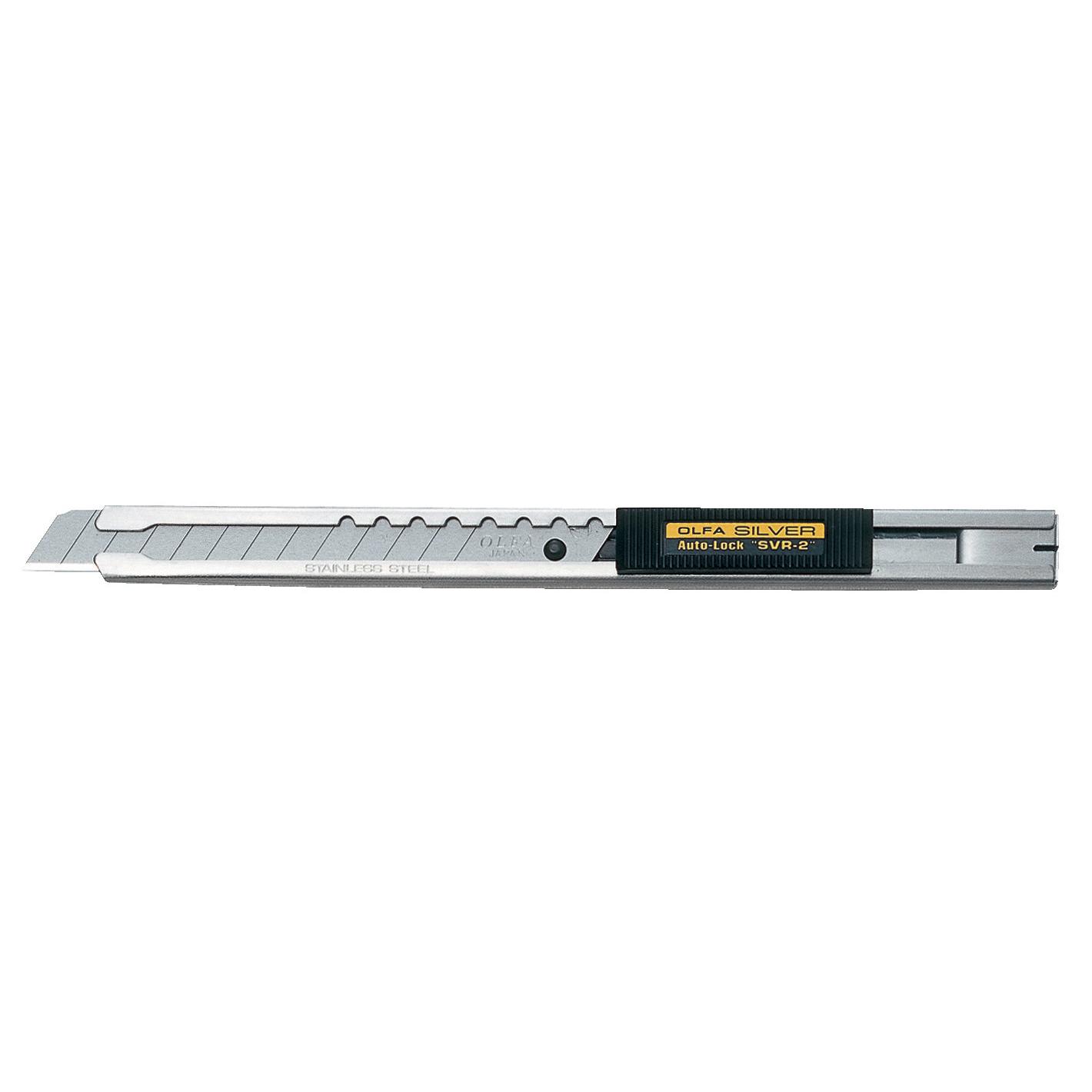 Olfa Cutter - Auto-lock Steel - SVR-2