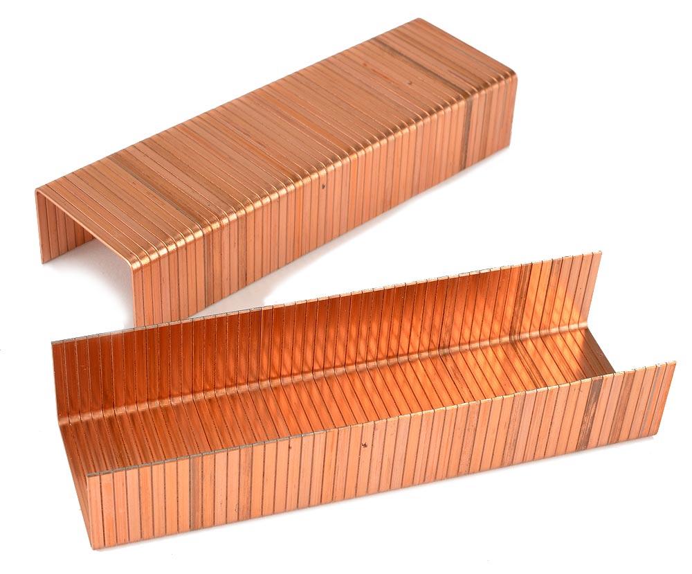 """Staples - A-type Carton Closing 7/8"""" (2000/box)"""
