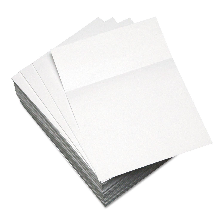 "Printer Paper - 8 1/2"" x 11"" - 92 Bright (20 lb)500 shts/pkg10 pkgs/case"