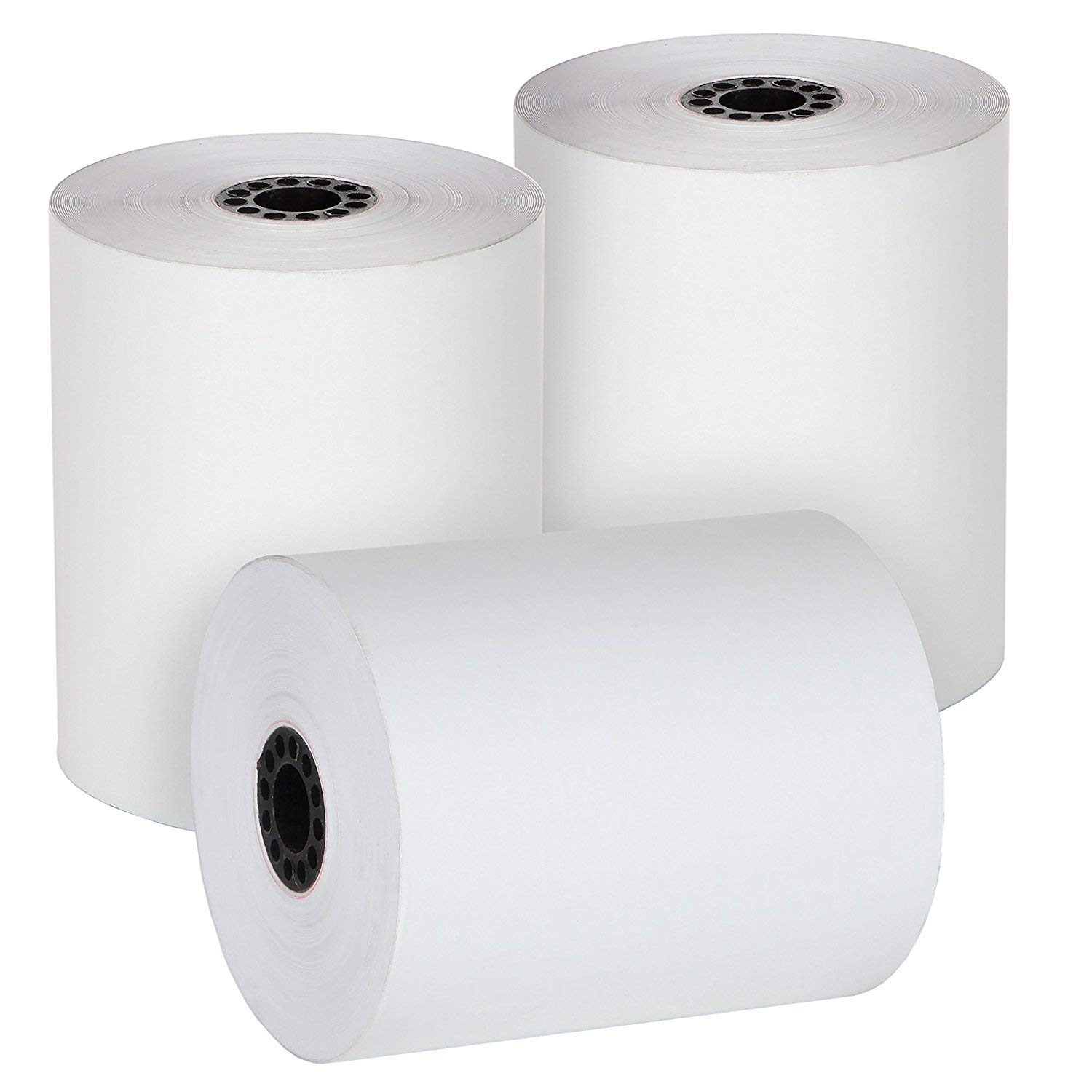 "Thermal Paper Roll - 3 1/8"" x 200' (50 rolls/box)"