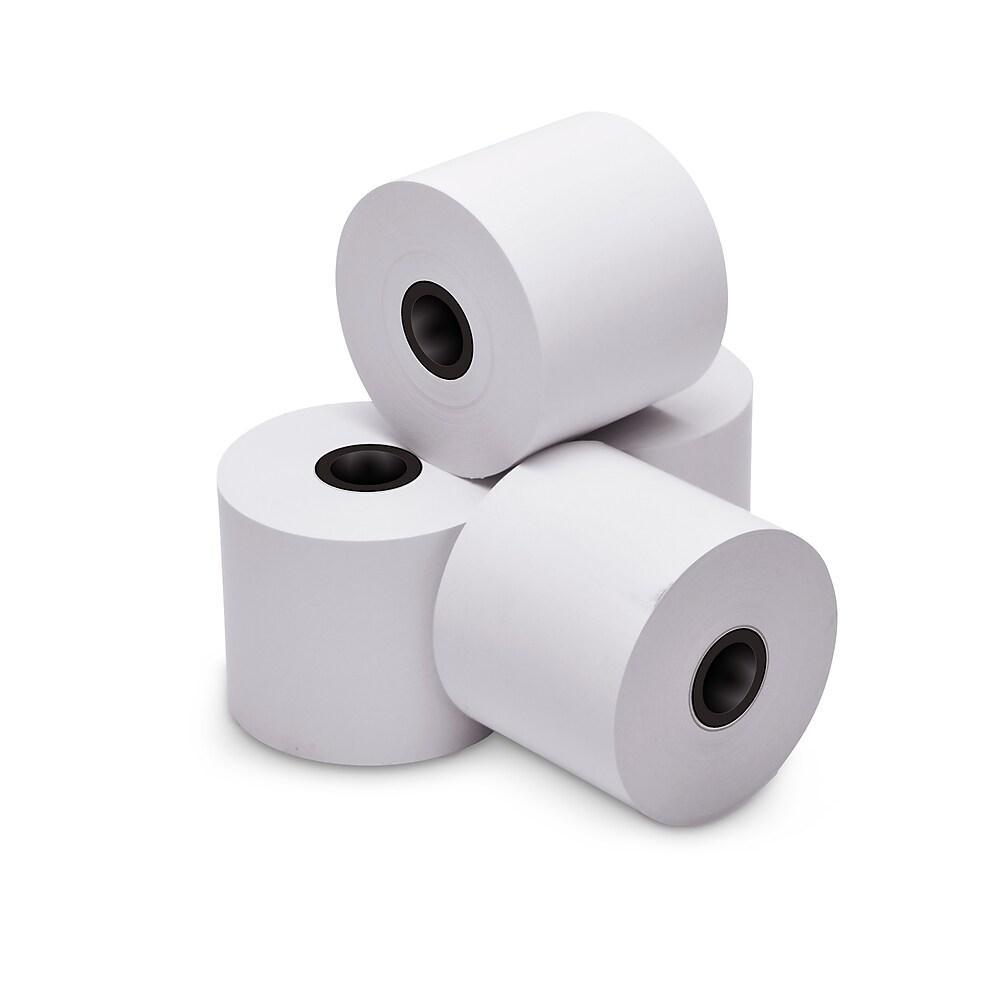 """Thermal Paper Roll - 2 1/4"""" x 75' (50 rolls per box)"""