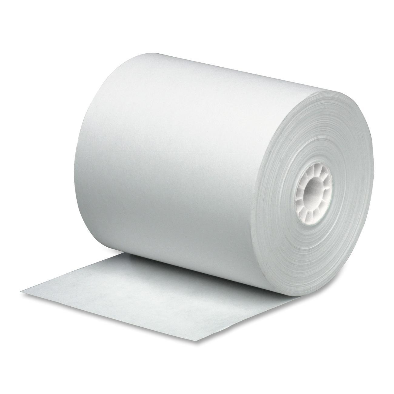 "Bond Paper Roll - 3"" x 200' (50rolls/box)"