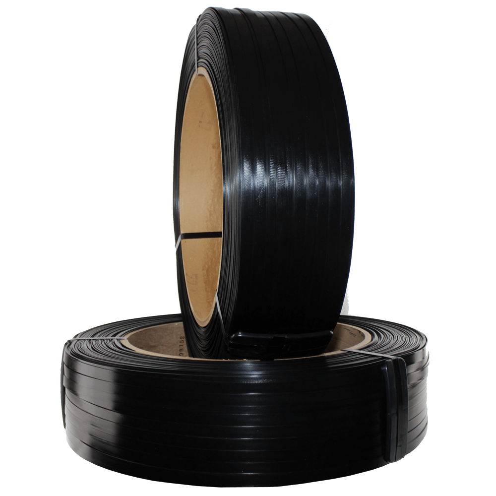 "High Recovery Nylon - Black - 5/8"" x .040 x 3800'"