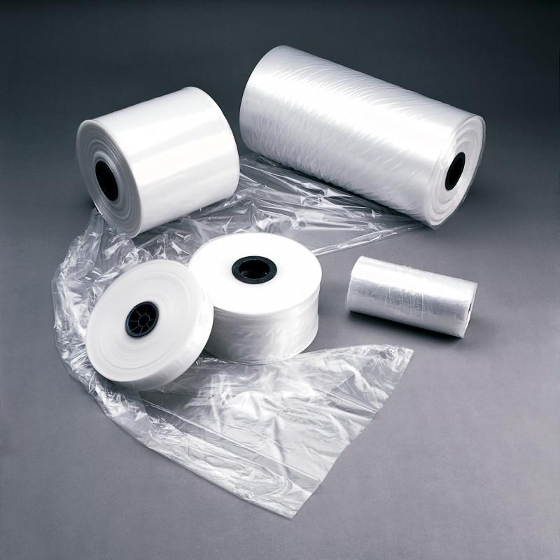 "Poly Tubing - 8"" x 6"" mil (25 lbs/ roll)"