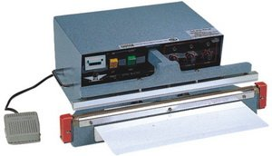 Heat Sealer - Automatic - 18 x 5 mm - 8 mil 1200 Watts