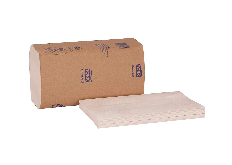 Paper Towel - Single Fold - White - 16 packs x 250 sheets