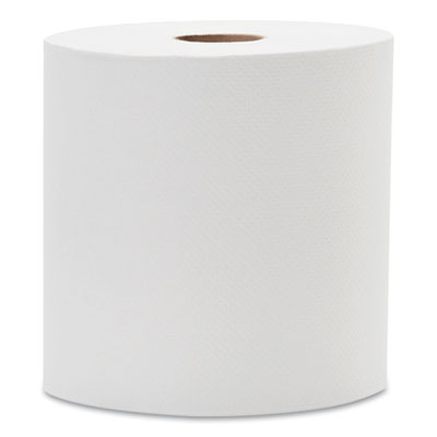"Paper Towel Roll - White - 1 1/2"" x 8"" (800')"