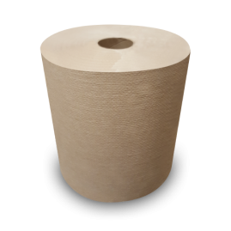 """Paper Towel Roll - Natural - 9"""" x 800' (6/cs)"""