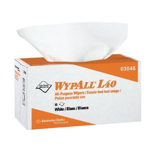 """Wypall L40 - Pop Up Box - 11.2 """"x 10"""""""