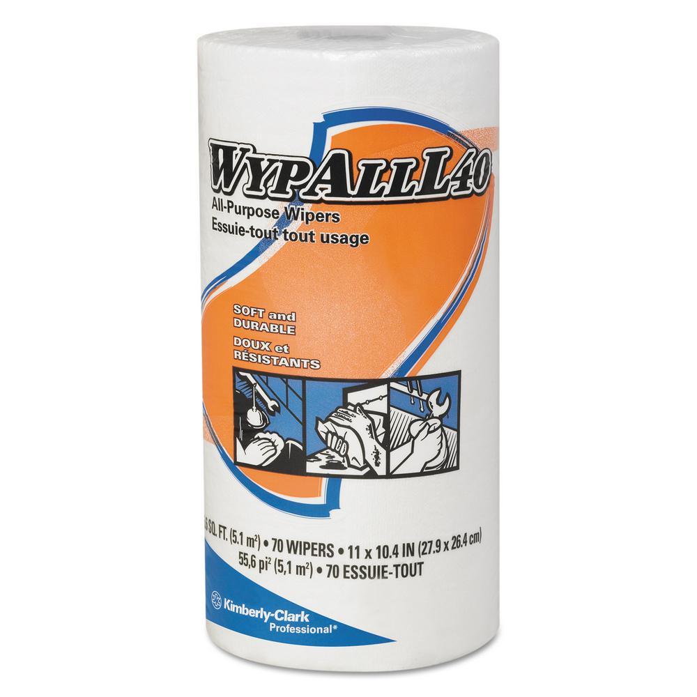 """Wypall L40 - Small Roll - 11"""" x 10.4"""""""