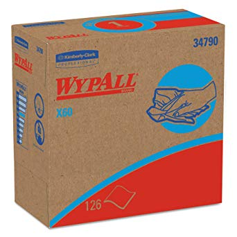 Wypall L60 Towels (130 pack / 6 case)