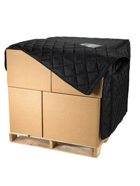 "Pallet Blanket - Insulated - 48"", x 40"" x 72"""