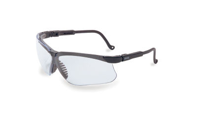 Uvex Genesis Glasses - Magnifier + 1.0 Clear - Antiscratch