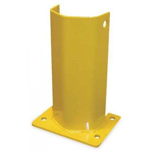 Racking Frame Corner Guard - Yellow - 12""