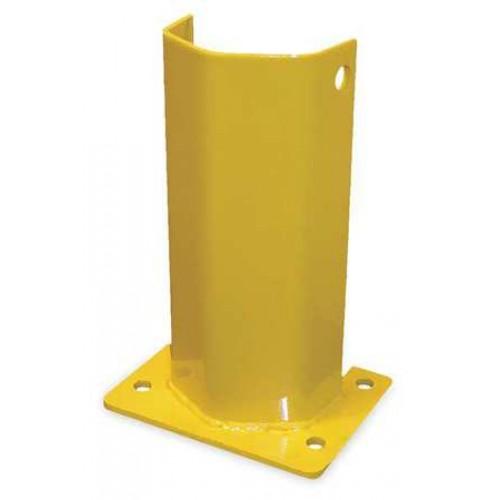 """Racking Frame Corner Guard - Yellow - 12"""""""