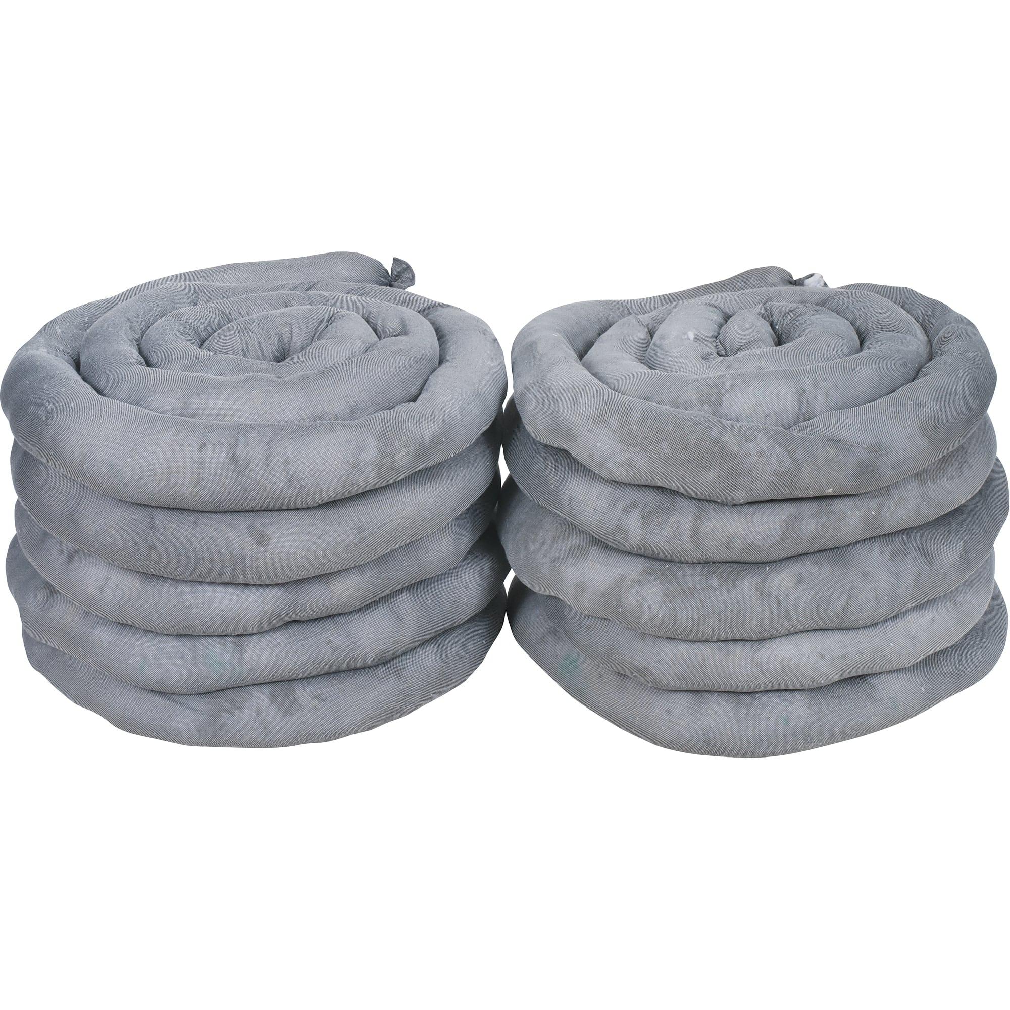 Spill Control Sorbent Socks - Universal - 3' x 4'-40/CASE