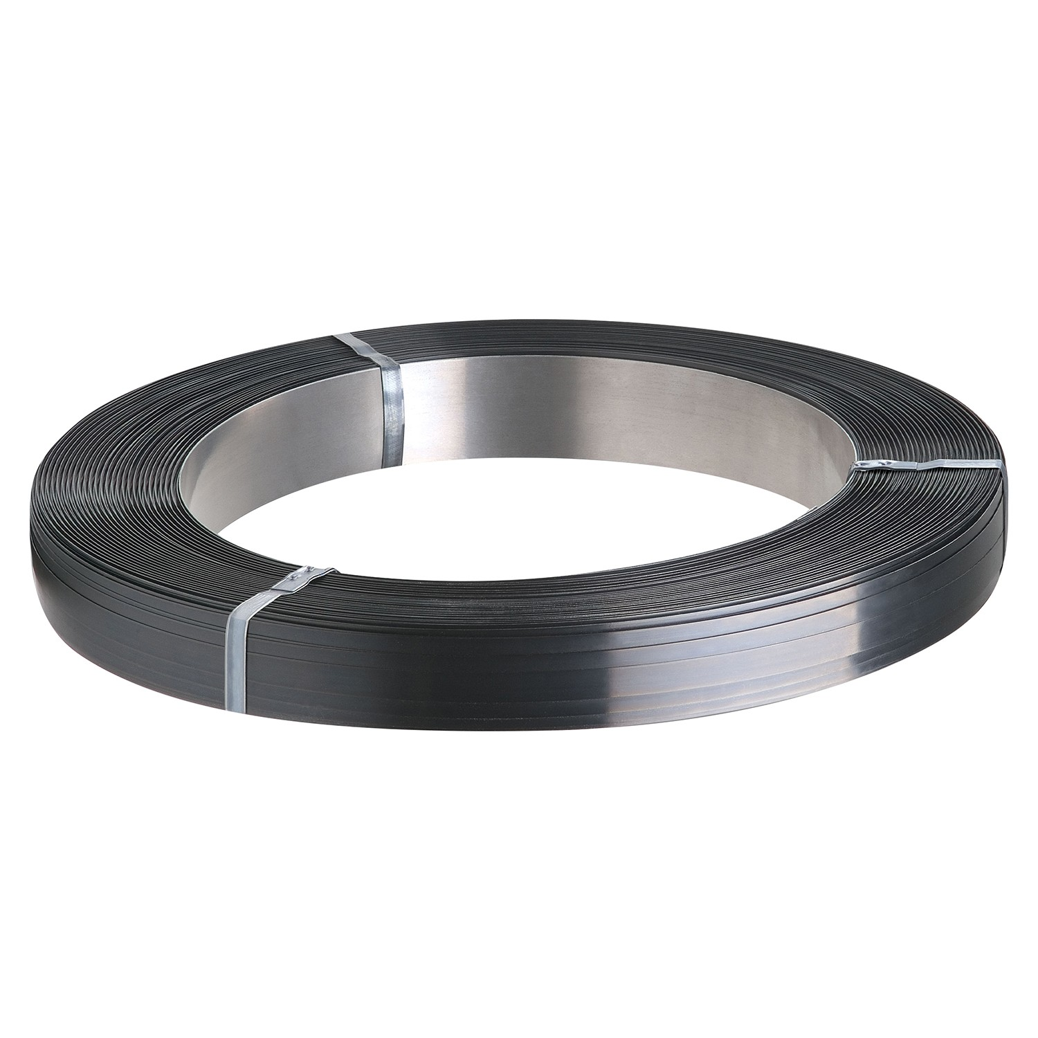 "Steel Strapping - 5/8"" x .020, 50kg/coil"