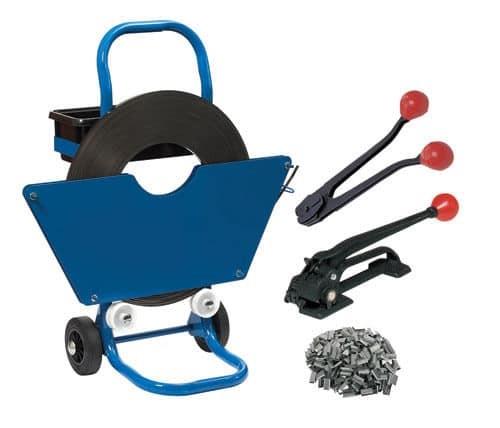 Steel Strap Start Kit - Regular Duty