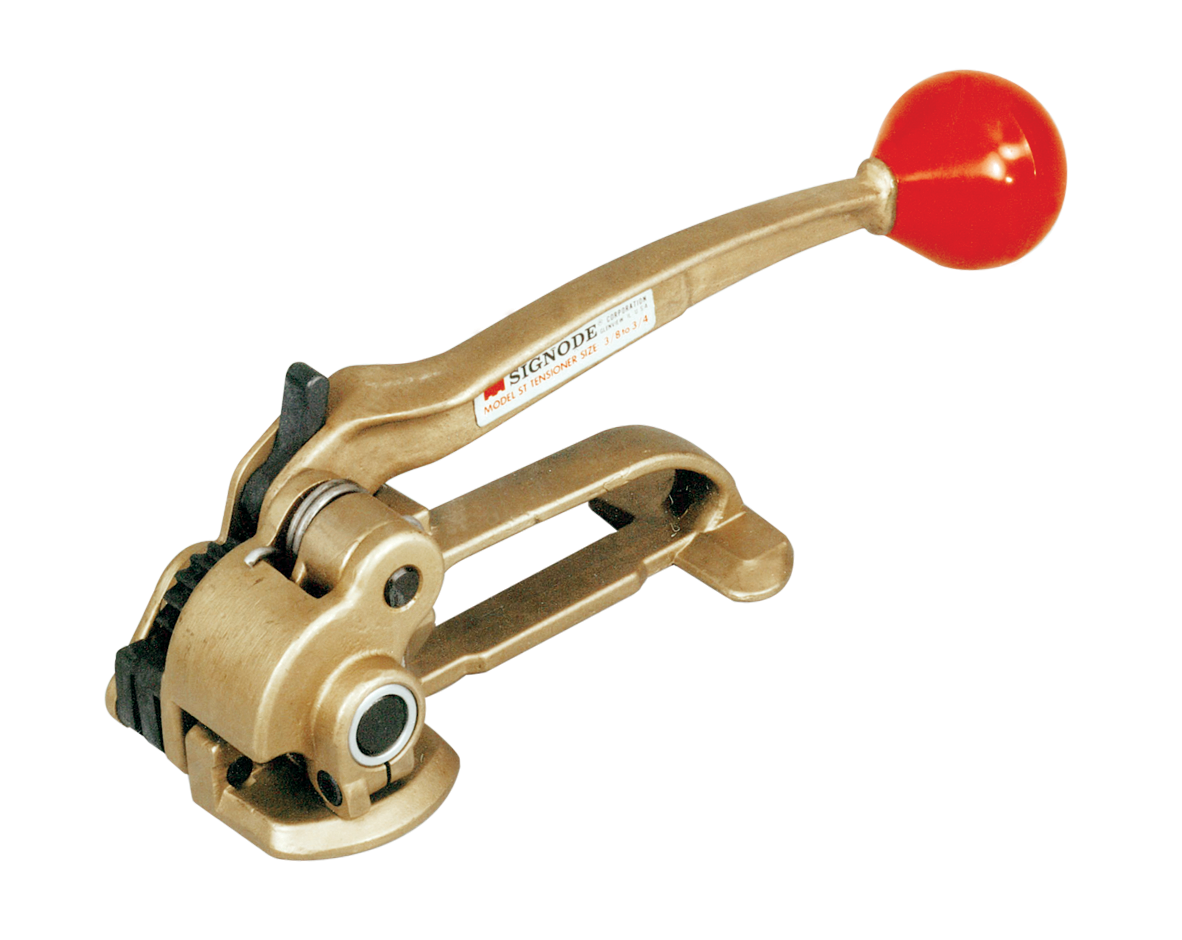 """Strapping Feedwheel Tensioner, 5/8"""" - 3/4"""", .015"""" - .035"""", T"""