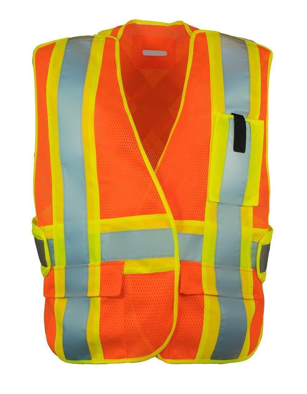 Safety Vest - Hi-Viz - Forcefield (L/XL)