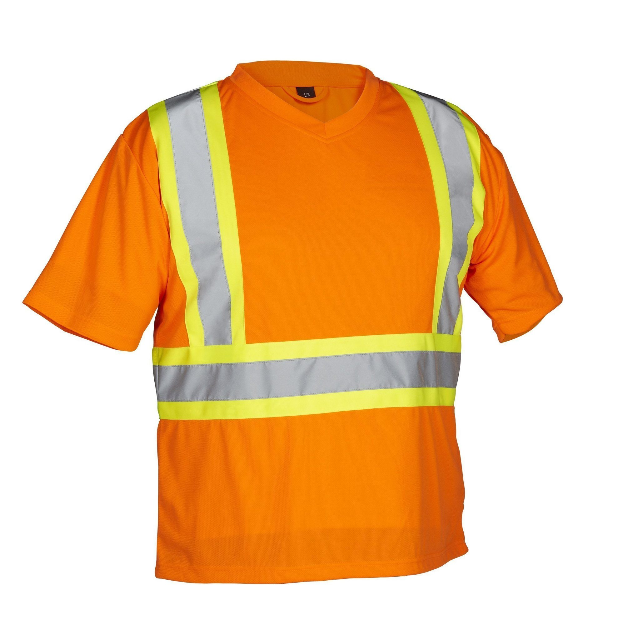 Safety T-shirt - Forcefield - Short Sleeve 022-BEPCSA