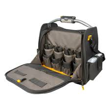 "Tool Bag - L238 - Bar Handle with Light - 18"""
