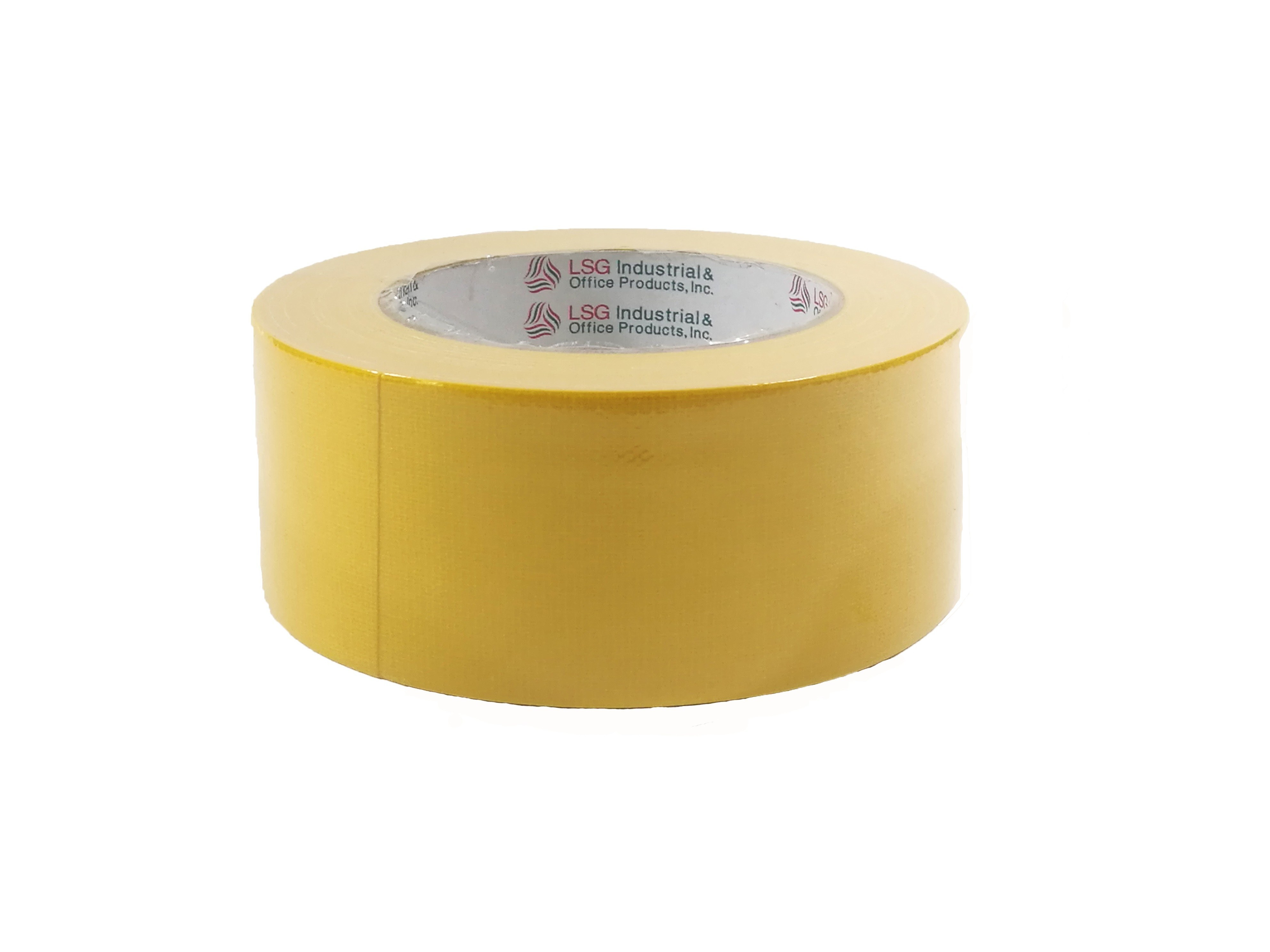 Cloth (Duct) Tape, Yellow, 48 mm x 55 m (24/cs)