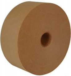 "Gummed Tape, Reinforced, 3"", 10/cs"