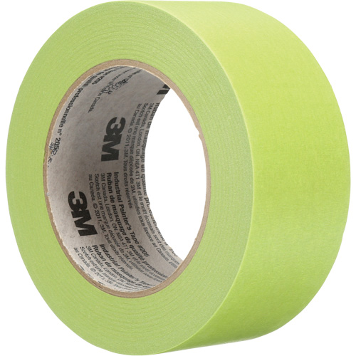 Masking Painters Tape, Green, 48 mm x 55 m, 3M 205, 24/cs