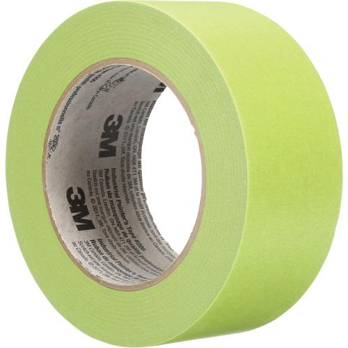 Masking Painters Tape, Green, 48 mm x 55 m, 3M 205, 24/cs